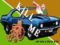 KILL ME Poster