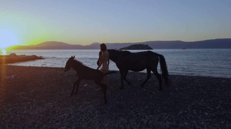 Mykonos Biennale 2015 - Film Festival -  Yes It Is Burning Me - screen shot