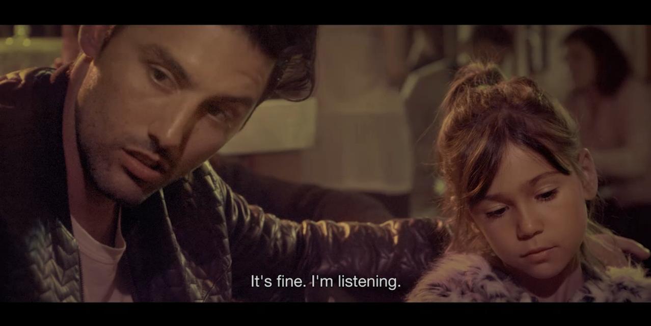 Mykonos Biennale 2015 - Film Festival -  Pas le choix - screen shot