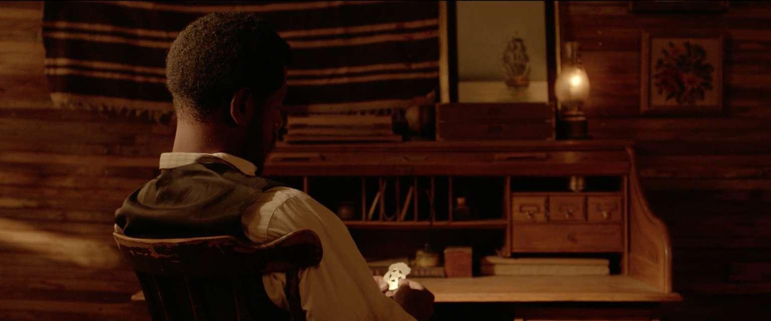 Mykonos Biennale 2015 - Film Festival -  LAWMAN - screen shot