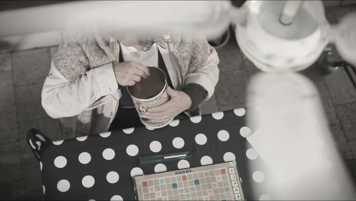 Mykonos Biennale 2015 - Film Festival -  SCRABBLE - screen shot