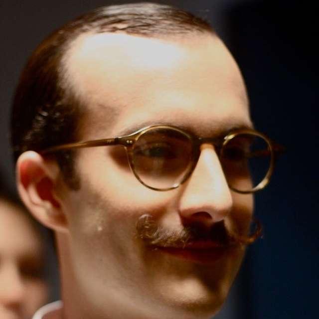 Mykonos Biennale 2015 - Film Festival -  Gus Mustache - screen shot
