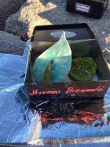 Mykonos Biennale 2015 - Film Festival - Tjorg Douglas Beer antidote box