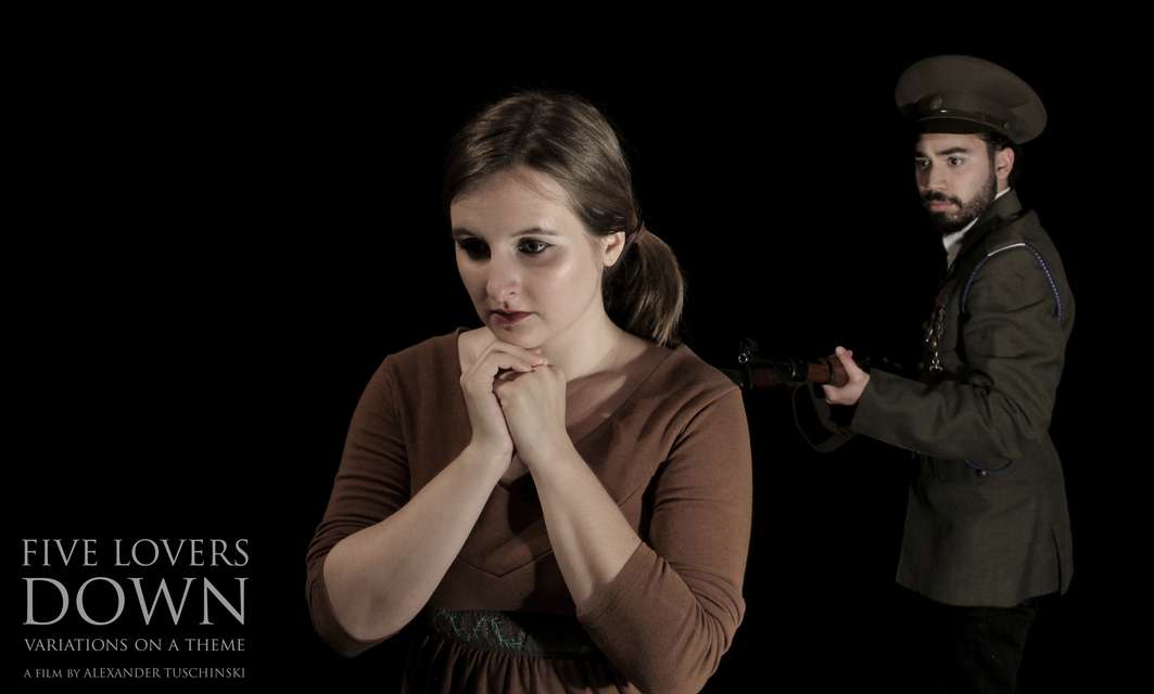 Mykonos Biennale 2015 - Film Festival -  Five Lovers Down - Faust - Julia Csatary & Hakan Ayguen - screen shot