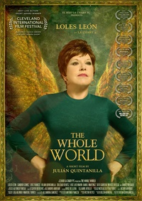 THE WHOLE WORLD Poster
