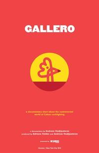 Gallero Poster