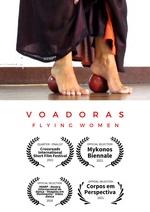 Flying women Poster