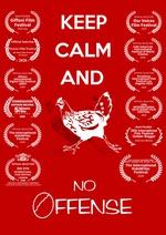 No Offense Poster