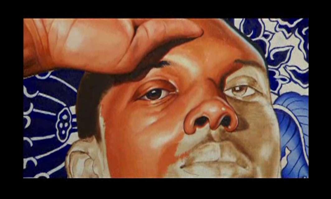 Mykonos Biennale 2015 - Film Festival -  Kehinde Wiley: An Economy of Grace - screen shot