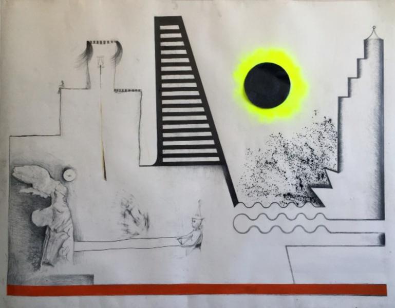 Mykonos Biennale  -  Migrative topographies - screen shot