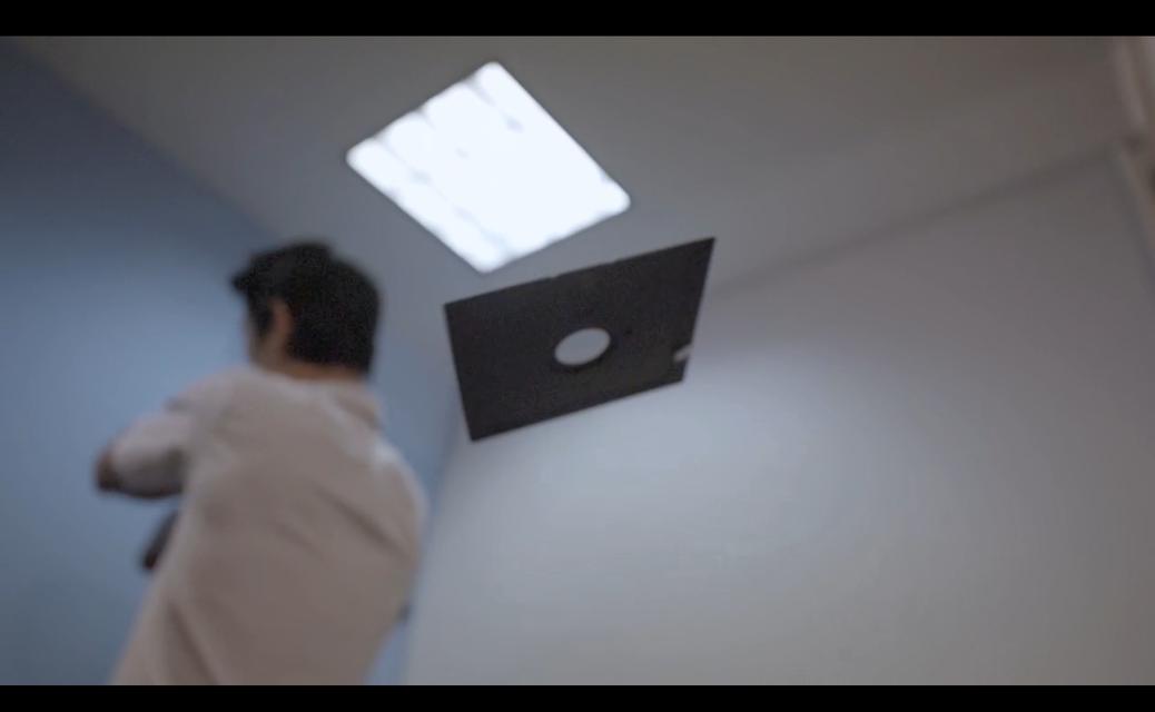 Mykonos Biennale 2015 - Film Festival -  Block Attack - screen shot