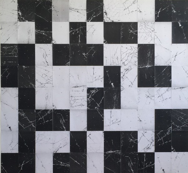 Mykonos Biennale  -  Cloud Chamber / degrade OPU - screen shot