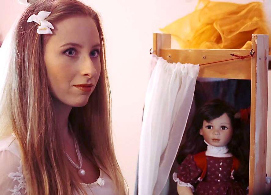 Mykonos Biennale 2015 - Film Festival -  Little Maid's Doll - screen shot