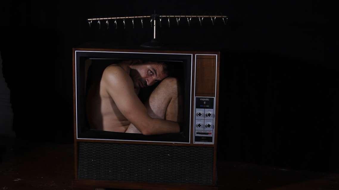 Mykonos Biennale 2015 - Film Festival -  TV Blues - screen shot