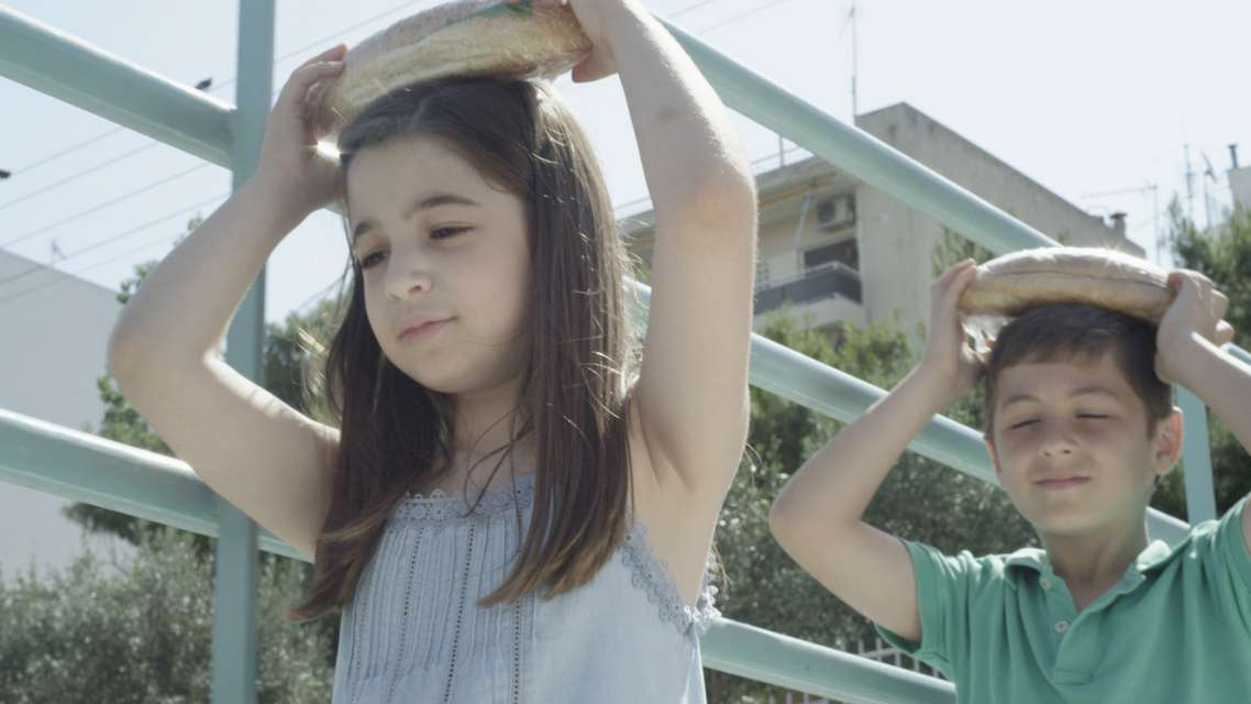Mykonos Biennale 2015 - Film Festival -  BUTTERFLY - screen shot