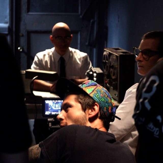 Mykonos Biennale 2015 - Film Festival -  DP - screen shot