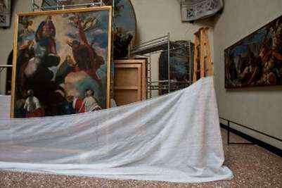 Mykonos Biennale  -  Untitled - screen shot