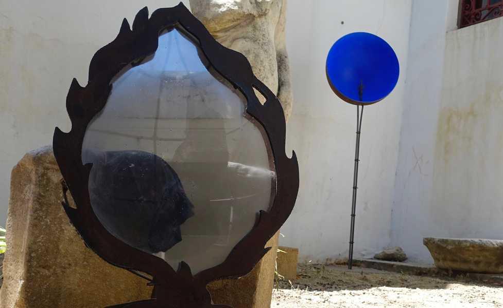 Mykonos Biennale -  -  Lydia Venieri