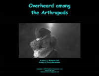 Overheard among the Arthropods Poster