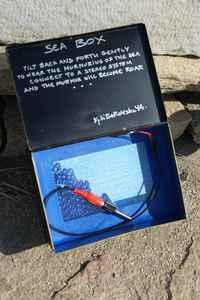 Mykonos Biennale 2015 - Film Festival -  Katherine Liberovskaya Sea Box