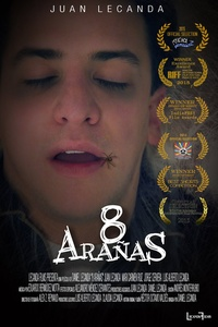 8 Aranas Poster