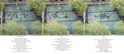 Mykonos Biennale  -  The Open Body -  Songs 1 to 3  - screen shot