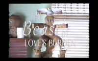 The Beast of Love's Burden Poster