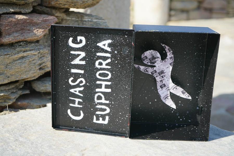 Mykonos Biennale  -  Chasing Euphoria - screen shot