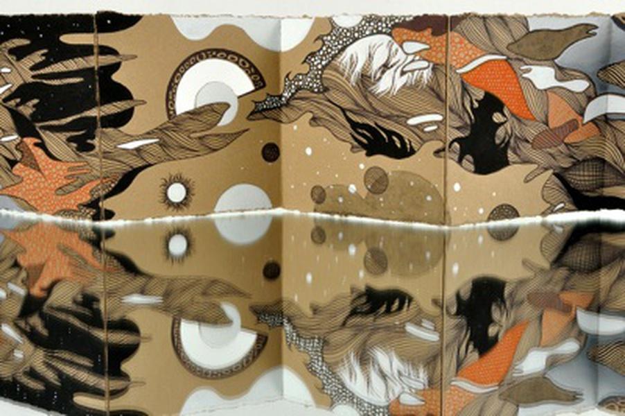 Mykonos Biennale  -  Floating World - screen shot