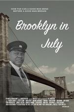 Brooklyn In July Poster
