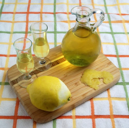 Limoncello side