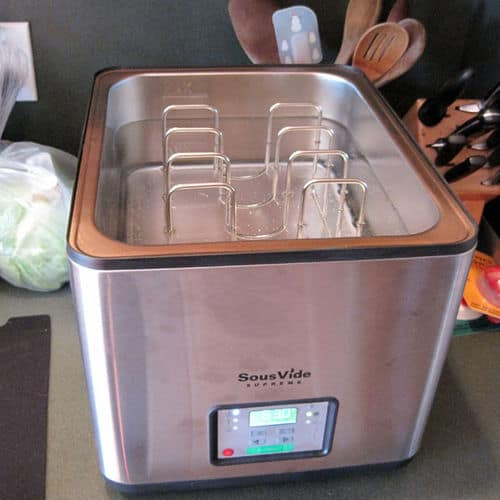 Sous Vide Water Oven image link