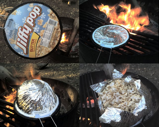 Jiffy Pop Popcorn How To Make Popcorn