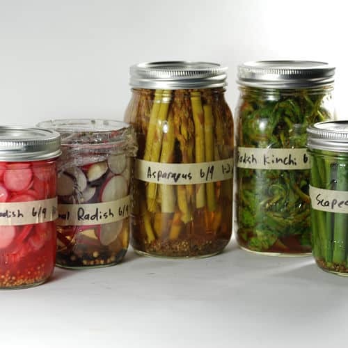 How To Pickle Vegetables image