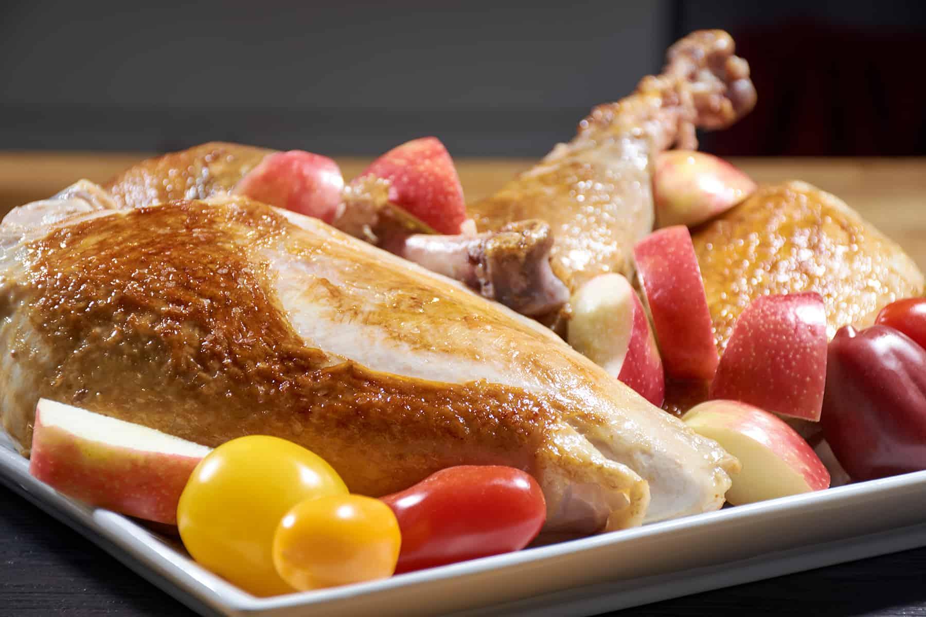 Sous Vide Turkey Thighs图像链接