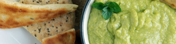 Pea Pesto  Recipe image
