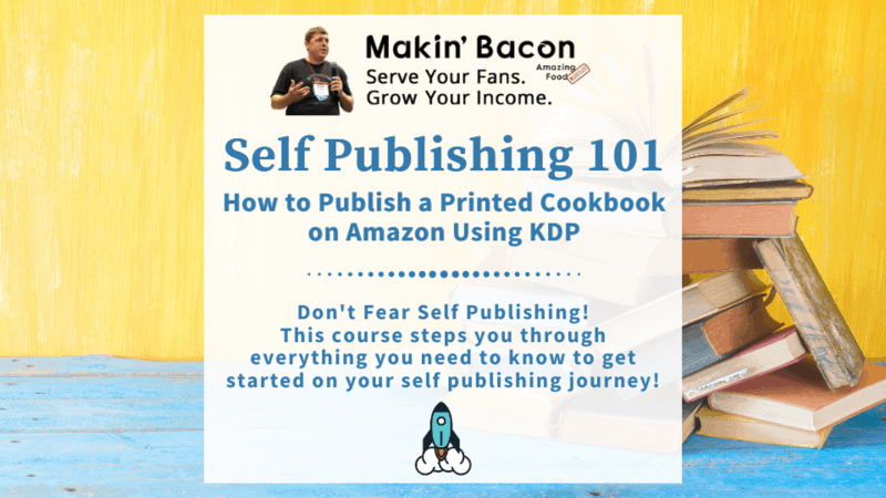Self Publishing 101 Video Course image