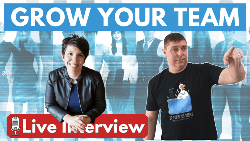 Growing Your Team with Emily Perron image