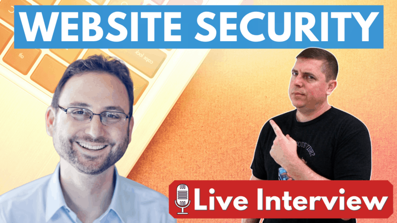 How to Keep Your Website Secure and Accessible with Andrew Wilder image
