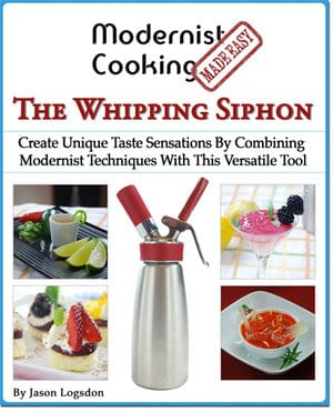 Whipping siphon cover medium shadow