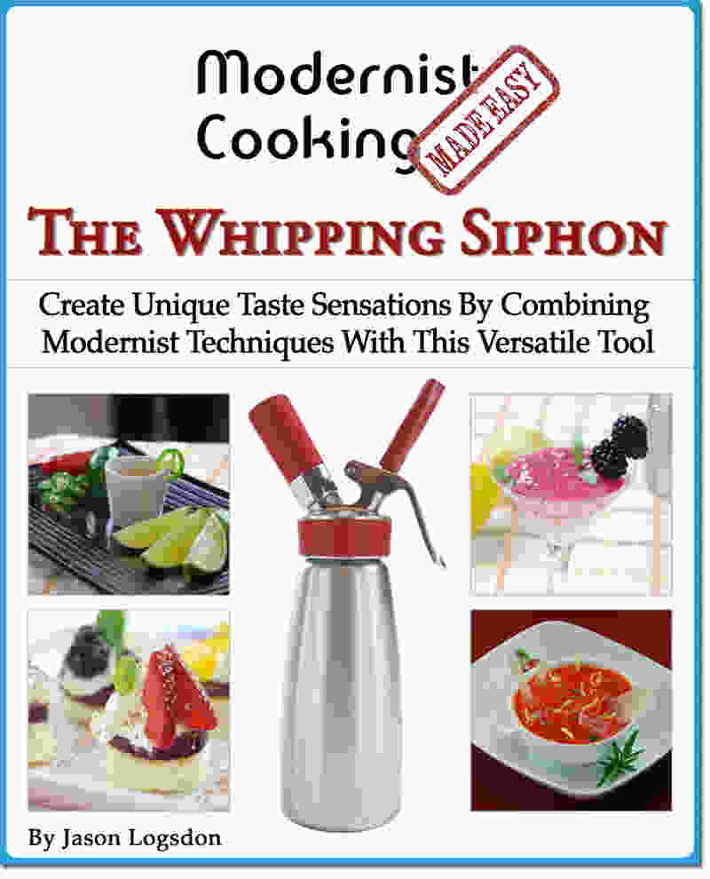 Whipping siphon cover large shadow