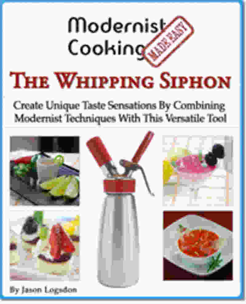 Whipping siphon cover small shadow