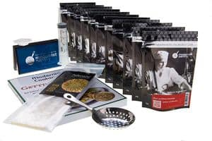 Deluxe modernist cooking kit