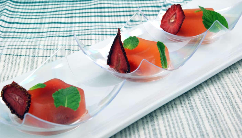 Geräumig Strawberry Daiquiri Rezept Galerie Von Agar Gel Off