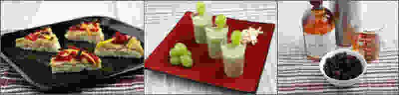派对食物三位图片2