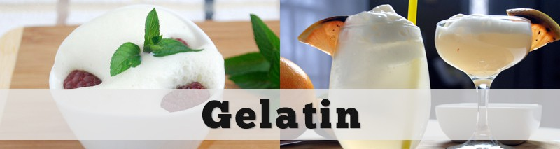 How to use gelatin