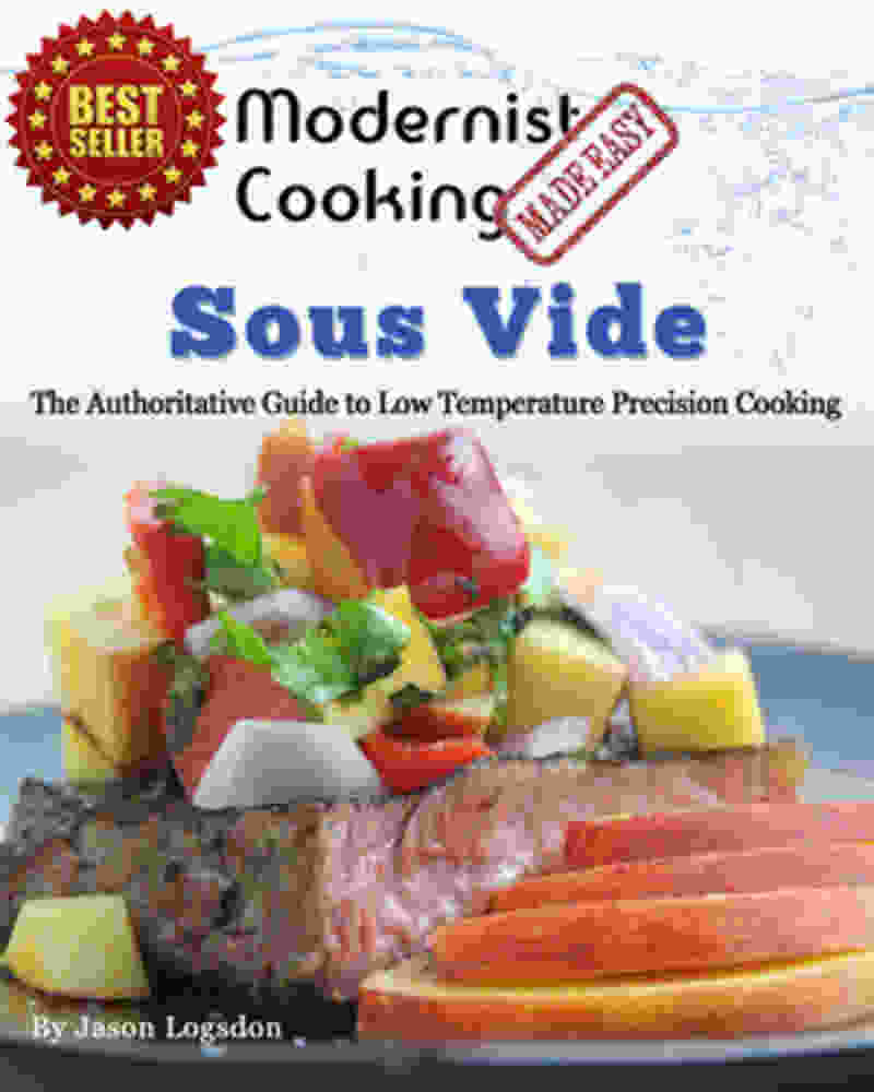 Sous vide book cover best selling