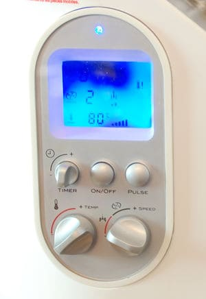 Bellini cooker kitchen master controls
