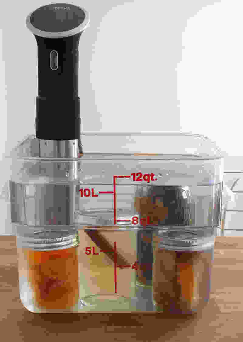 Sous vide infusions tall