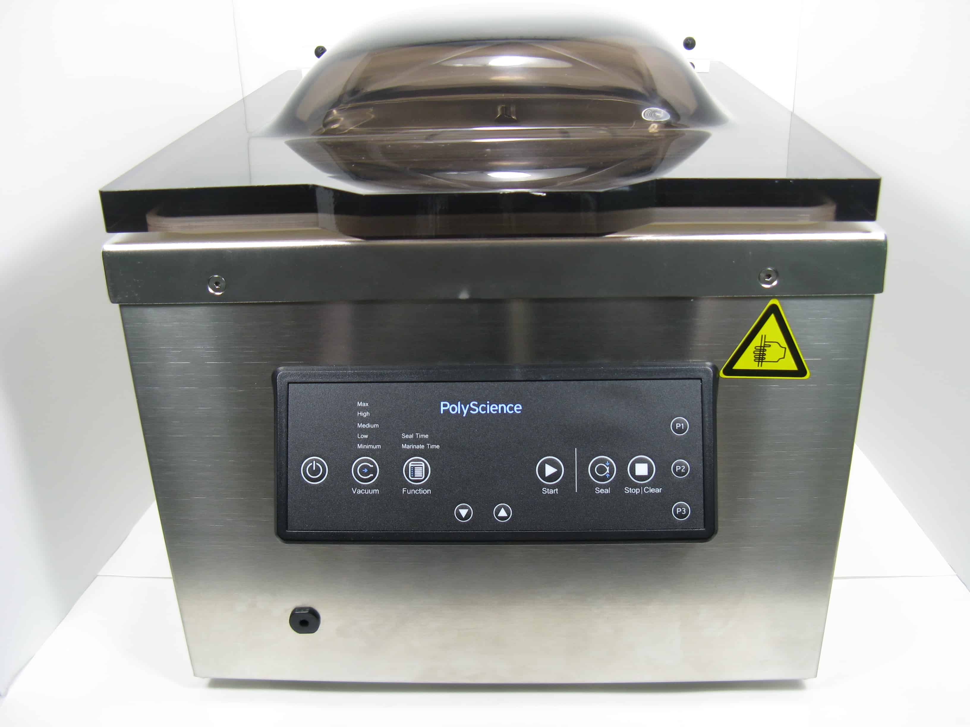 PolyScience 300 Series Chamber Vacuum Sealer Detailed Review